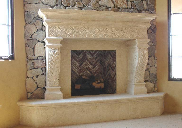 Fireplaces   Garden Ornaments Stone srl