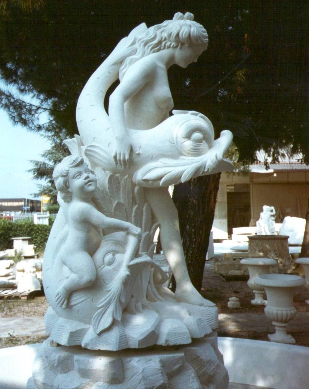 Fountains   Garden Ornaments Stone srl